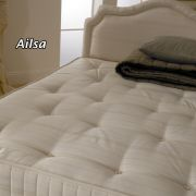 Ailsa 2ft 6 Small Single SOURCE 5 rated  Sprung Mattress