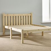 Amelia 5ft Kingsize Shaker Solid Pine Bed Frame