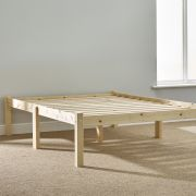 Avon 4ft 6 Double Studio Solid Pine Bed Frame