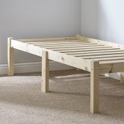 Avon EURO 3ft Single HEAVY DUTY Solid Pine Bed Frame