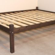 Bruno 5ft Kingsize Studio Solid Pine Bed Frame