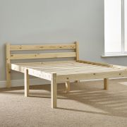 Cleveland 5ft Kingsize Solid Pine Bed Frame