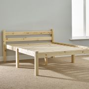 Cleveland 4ft 6 Double Solid Pine Bed Frame