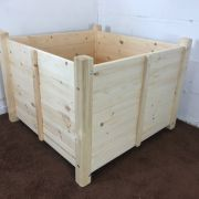 Goliath Heavy Duty Large Wooden Planter Box