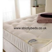 ORTHODeluxe 4ft Small Double 20cm Sprung Mattress