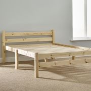 Samson 5ft Kingsize Solid Pine Bed Frame