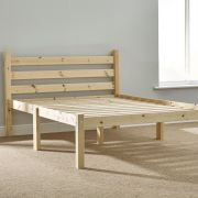 Somerset 5ft Kingsize Solid Pine HEAVY DUTY Bed Frame
