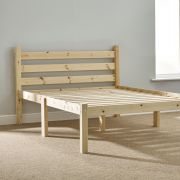 Somerset 6ft Super Kingsize Solid Pine HEAVY DUTY Bed Frame
