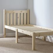 Amelia 3ft Single HEAVY DUTY Solid Pine Bed Frame
