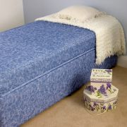 Aqua 2ft 6 Small Single WATERPROOF 20cm Sprung Mattress