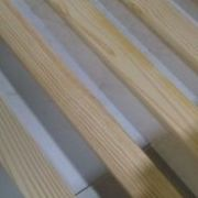 4ft 6 double solid pine base slat pack