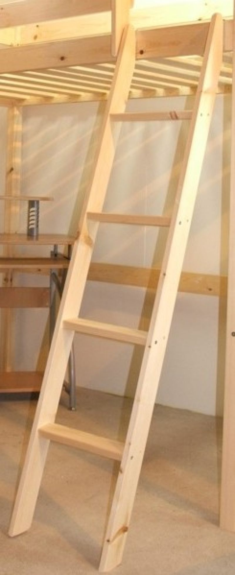 bunk bed ladder and - photo #20