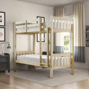 Cypress 3ft Single Solid Pine SHORT LENGTH HEAVY DUTY  Bunk Bed