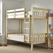 Cypress 3ft Single Solid Pine HEAVY DUTY Bunk Bed