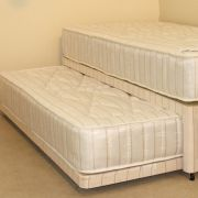 3ft Single Childrens Solid Pine Guest Bed