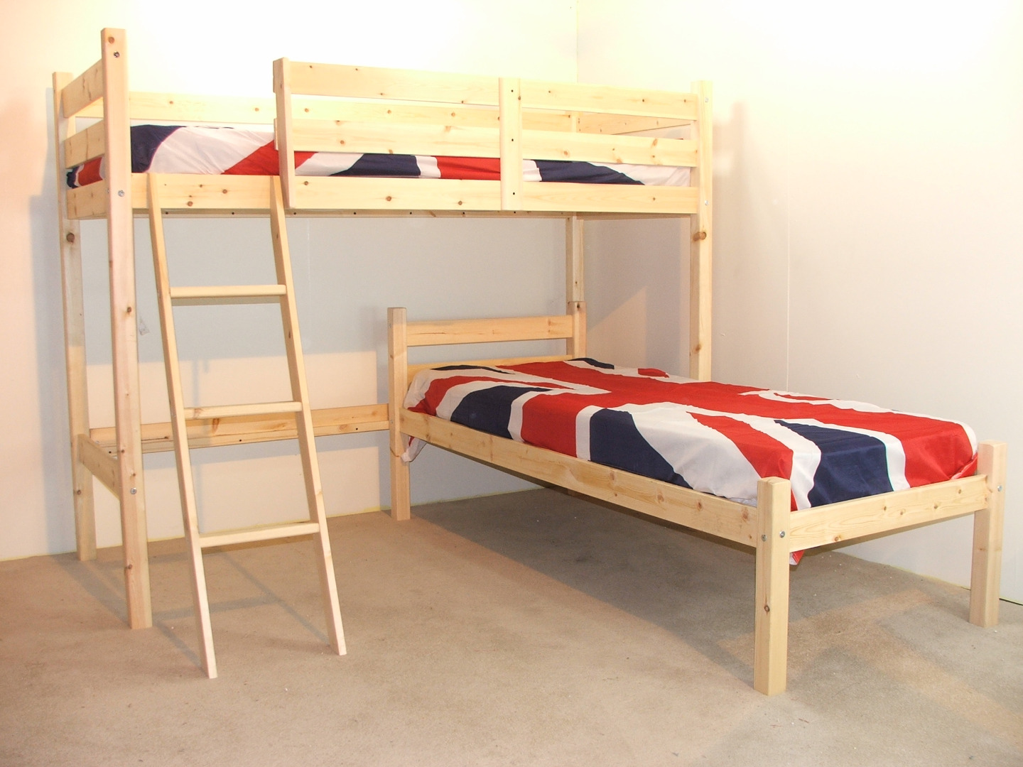 Short Single Bunk Beds