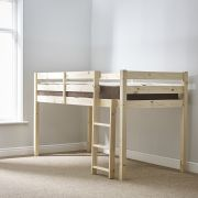 Molly 2ft 6 Small Single Solid Pine Cabin Bed