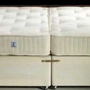 Constance 6ft super kingsize zip & link Divan Set